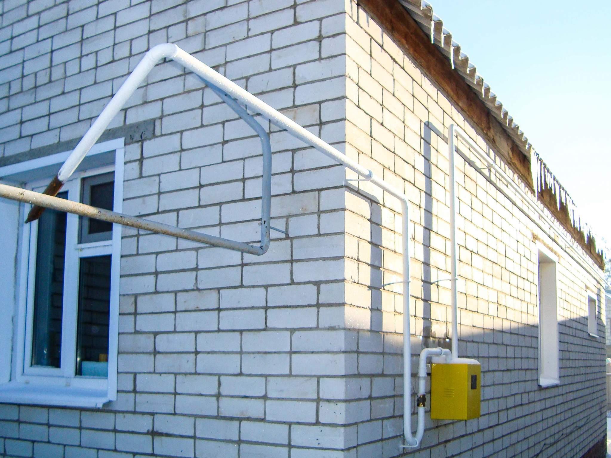 Сколько стоит чтобы провести газ и свет в частный дом электроснабжение в Тюльпанная улица