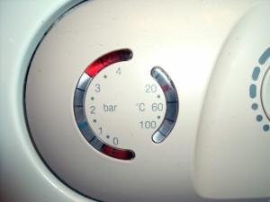 падение давления в газовом котле